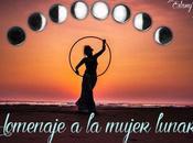 Homenaje mujer lunar Marzo