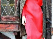 dress vestido rojo