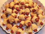 Cuatro imagenes comidas para fiestas faciles preparar