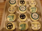 Cuatro imagenes originales cupcakes decorados para hombres