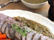 Ternera salsa vermut pimienta, receta exprés menos minutos