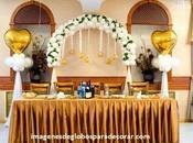 Cuatro imagenes decoracion globo para boda original