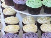 Cuatro imagenes ideas cupcakes para mujer