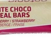 Análisis Aptonia White Choco Cereal Bars
