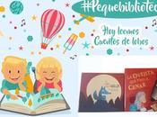 Nuestra #pequebiblioteca(4): Cuentos lobo