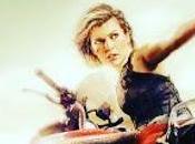 #NosVamosAlCine #Cartelera tenemos #Película Resident Evil Capitulo Final. Evil: final Chapter