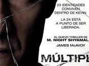 Reseña cinematográfica: Múltiple (Split)
