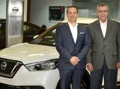 Francisco Larrea, director finanzas Nissan Latinoamérica, visitó Ecuador