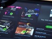 Spotify planea limitar novedades catálogo usuarios pago