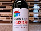 Casona Castaño Monastrell 2014