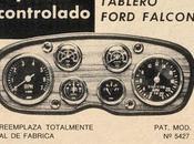 Tablero para Ford Falcon