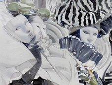 carnaval Venecia' artista Vicente Peris