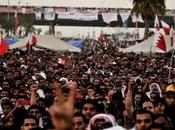 Masivas protestas antigubernamentales Bahrein