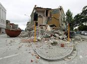 Devastador terremoto Nueva Zelanda