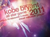 Wallpaper Kobe Bryant 2011 All-Star