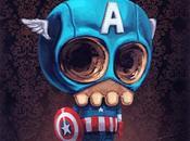 Capitán América Cráneo Rojo como nunca habíais visto