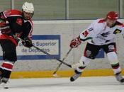 Hockeyhielo: Aramón Jaca jugará final Liga. Volvió ganar Majadahonda, esta 11-1.