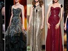 vestidos Anne Hathaway Óscar