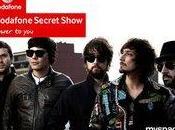 Próximo Vodafone Secret Show: