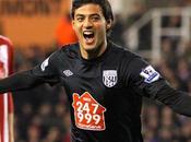 [Video] Carlos Vela Stoke City; febrero