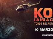 """Crítica: """"Kong: isla calavera"""""""