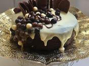 DRIP CAKE CHOCOLATE (Desafío dulce Marzo)