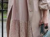 looks vestido gabardina rosa punto aparte