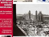 """Lunes abril, novelas """"históricas"""" Eduardo Mendoza ciclo Novela Barcelona Nollegiu"""