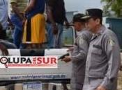 Apresan protesta agricultores Hoya Barahona