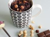 cake crema avellanas cacao