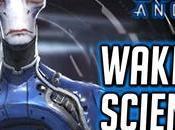 Criocápsulas Mass Effect Andromeda