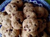 Galletas aceite pepitas chocolate Cookies