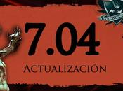Actualización 7.04 Español Dota