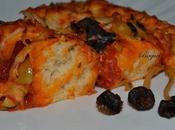 Pizza espiral jamón aceitunas camagrocs