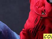 Toys presenta figura 'Spider-Man: Homecoming' traje casero