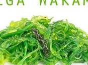 Alga wakame, súper alimento ayuda adelgazar