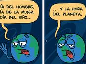 Hora para Planeta