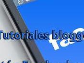 [Tutorial blogger Redes sociales] Añadir botón Facebook próximos