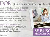Casting buscan #ESDORlover apuntas?