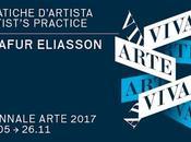 Hacia 57a. Bienal Venecia Olafur Eliasson Sebastían Díaz Morales