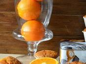 Magdalenas naranja almendra