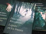 Trilogía Baztán, Dolores Redondo