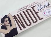 "Balm: ""Nude Dude"" palette"