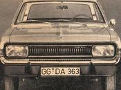 presentación Opel Commodore