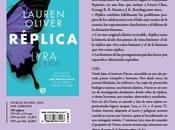 Replica Lyra, Lauren Oliver (Ediciones