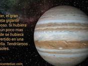 Júpiter, impresionante cielo abril