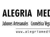 "Enamórate Cosmética Natural, Artesanal Vegana ""Alegría Mediterránea"""