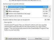 Como reducir espacio disco duro Windows