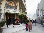 Banksy abre polémico hotel belén