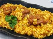 Arroz meloso costillas